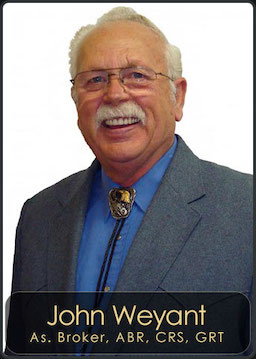 John Weyant, Associate Broker for Century 21 RiverStone located in the Priest River Office