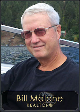 Bill Malone, Agent for Century 21 RiverStone located in the Sandpoint Office
