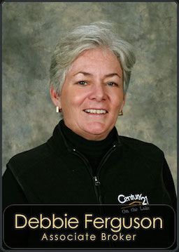 Debbie Ferguson, Agent for Century 21 RiverStone located in the Sandpoint Office
