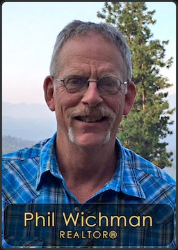 Phil Wichman, Agent for Century 21 RiverStone located in the Sandpoint Office