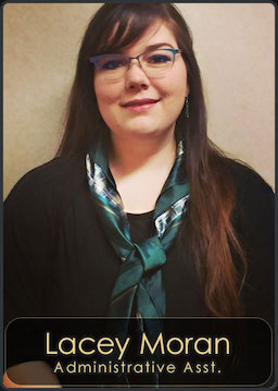 Lacey Moran, administrative Assistant for Century 21 RiverStone located in the Sandpoint Office